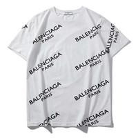 camiseta manga curta feminina venda por atacado-2019 Designer de Moda Top Tees de Manga Curta T-shirt Casual New Arrivals Mens de Moda de Nova Camiseta T com Carta de Marca