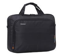 Wholesale 14 inch laptops lenovo online - Upgraded version Lenovo ThinkPad Laptop Bag Shoulder Bags Business document Handbag Briefcase For inch Notebook Laptop