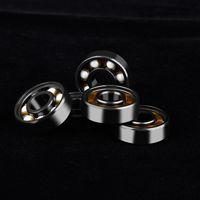 ingrosso bearings shaft-I cuscinetti inossidabili delle sfere 608 ibride del cuscinetto di ceramica antiruggine e bene durevole per lo strumento ottico Fingertip Gyro 5 5yy WW