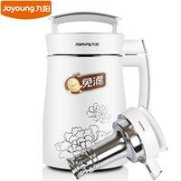 mélangeurs de nourriture achat en gros de-Nouveau Joyoung entièrement automatique Soymilk Maker 1300ML Capacité Ménage Libre Filtre Juicer Multi-Fonctions Food Blender Mixeur Alimentaire Machine