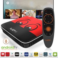 Wholesale Online Control - Google voice control android tv box S905W Android 7.1 2G 16G KD Player 17.3 2.4G WIFI support online Youtube 4k Netflix HD stbemu pk mxq 4k