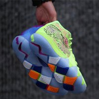 Wholesale Room Culture - 2018 New Kyrie 4 Sneaker Room Mom And Kyrie 4 Confetti Top Quality Kyrie Irving Basketball Shoes Outdoor Sports Sneakers Free Shipping