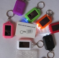online Shopping Led Energy Star - Solar energy is the key A mini small electric solar key light key chain manufacturer