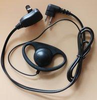 Acoustic Tube Ear-piece Mic HYT TC500 TC518 TC600 TC620 TC700 TC780 TC300 TC1600