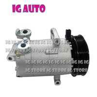 Wholesale Ford Ac Compressors - For Ford Transit 2.2 For Peugeot Boxer 2.2 Car Air Conditioning Compressor With Clutch 6C1119D629AA AD AC 1371569 6C11-19497-AB