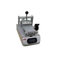 oca universal venda por atacado-Jiutu rápido oca polarizer máquina de limpeza para iphone 8 8 plus lcd refurbish com cola removendo ferramentas de molde