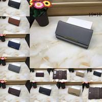 large envelope sizes NZ - hot sale Europe designer top quality women classic fashion large and medium size clutch purse handbag name brand wallet