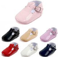весна лето новые детские туфли оптовых-Оптовая Новая весна, лето, осень и зима baby girl обувь, пара малышей обувь, Принцесса, нескользящей baby, шаг обувь