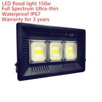 luz de inundación ip67 al por mayor-Proyector LED 300w impermeable IP67 110v 220v blanco frío blanco cálido COB fuente de luz integrada Luz para exterior