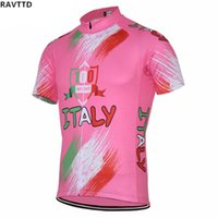Wholesale italy cycling jersey for sale - Group buy Italy Summer Cycling Jerseys Short Sleeve Shirts Men Bicycle Clothing Maillot Ropa Ciclismo Racing Bike Clothes