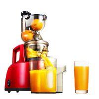máquinas de sumos de laranja venda por atacado-Beijamei Atacado baixa velocidade orange juicer máquina elétrica espremedor de frutas espremedor de frutas com grande diâmetro