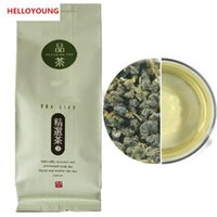 Wholesale health care tea resale online - 100g Chinese Organic Oolong tea Carefully selected Milk Oolong Green tea Health Care new Spring tea Green Food Factory Direct Sales