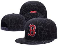 b83d2c0cc88 2018 GOOD Quality Red Sox B letter brand cap for men and women Gorras  Snapback Caps Baseball Caps Casquette hats Sports Outdoors Cap