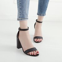Wholesale favorite boots - Europe and the United States new fine high-heeled sandals female summer simple sexy classic favorite shoes