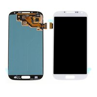Wholesale lcd galaxy s4 i337 - AMOLED LCD For Samsung Galaxy S4 i9505 i9500 i9505 i9506 i9515 i337 Display Touch Screen Digitizer