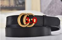 ingrosso clip metalliche per cinture-Accessori per la casa Negozio di moda oro economici Cintura in metallo vestito migliore 2018 uomini famosi uomini di marca fibbia fibbia cintura uomini di alta qualità genuino