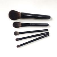 Wholesale cheek brushes - gqxsport SUQQU Face Cheek L M F EYESHADOW Powder Blush Brush - 100% Squirrel Hair Eyeshadow Blending Beauty Makeup Brushes