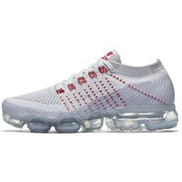 Wholesale new style fashion lady shoes - aa Vapormax new style good quality men's running shoes men's sports shoes ladies fashion sports shoes hot cross hiking slow running outdoor