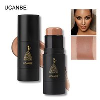Wholesale Type Nose - 2018 Fashion New three-dimensional capacity stick nose shadow high-gloss three-dimensional face primer concealer lasting not blooming