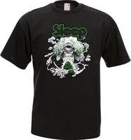 ingrosso le t-shirt di rock band-SLEEP Dopesmoker Stoner Doom Rock Band maglietta nera t-shirt S-3XL