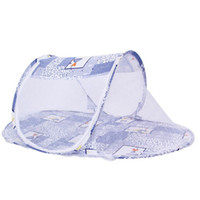 Wholesale wholesale beds mattresses online - New Arrival Newborn Portable Crib Netting Infant Baby Bed Crib Folding Mosquito Net Infant Cushion Mattress Baby Bed Nets