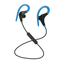 Wholesale sport hands free - BT-1 Sports Bluetooth Earphone Mini V4.1 Wireless Crack Headphone Earbuds Hand Free Headset Universal For phone tablect pc 30pcs lot