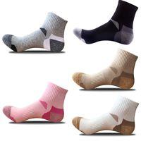 Wholesale Hospital Quality - High Quality 10 Color Socks Hospital Socks Yoga Traction Gym Tread Non Skid Anti Slip Socks Perfect Running Sock Free DHL G510S
