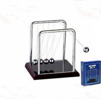 spielzeug elektrowerkzeuge großhandel-Kind intellektuelle entwicklung Klassische Newton Cradle Power Ball Übung Lernspielzeug Energieeinsparung Büro Desktop-Tools