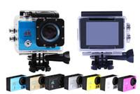 Wholesale fix cmos camera for sale - Q3H Action Cam k New Full HD Cam Action Camera Remote Control k Ultra HD Sport Camera Allwinner Multicolor