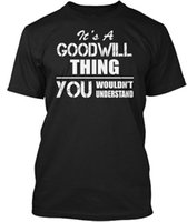 baskı tedarikçileri toptan satış-T Gömlek Tedarikçisi Kısa Kollu Baskılı O-Boyun Erkek Goodwill Tee
