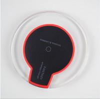handys pakete großhandel-Fantasie Wireless Ladegerät Pad für iPhone X Ladegerät mit USB-Kabel für Samsung S8 Handy Ladegeräte Schnellladung mit Kleinpaket