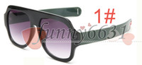 Wholesale sh fashion online - Summer man fashion Cycling sunglasses women Driving Glasses riding wind Cool sun glasses ladies becah sun glasses big black free sh