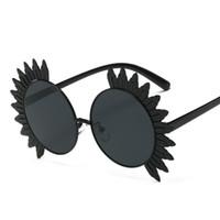 sonnenblumen-klassiker großhandel-Designer-Sonnenbrillen Sunflower Sonnenbrillen Outdoor Shades PC Farme Fashion Classic Damen Luxus Sonnenbrillen Spiegel für Frauen