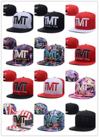 Wholesale Hater Hats - 2018 Hot selling hot style tmt snapback caps hater snapbacks diamond team logo sport hats hip hop caylor &sons SNAPBACK hats free shipping