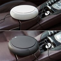 Wholesale remove odor - Car Air Purifier with Filter Portable USB Cleaner Remove Formaldehyde Cigarette Smoke Odor Smart Purifying Device