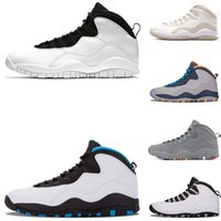 Wholesale steels cycles for sale - Group buy Cheap s Cement Westbrook Class of men basketball shoes white black Steel Grey Chicago Powder Blue sports trainer sneakers us