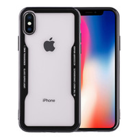 Wholesale galaxy fit case - Newest Arrival Soft Clear Cases For IPhone X 8 7Plus 6S Anti Shock For Galaxy Note 8 S9 Plus S8 Cradle Design
