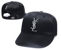 vestidos de beisbol al por mayor-Diseño de gorras de béisbol de vestir sombreros de béisbol clásicos de alta moda casquillos michael diseñador barato beanie sombrero de camionero sombrero casquette 032