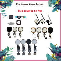 Wholesale iphone 5s flex test for sale - 100 TESTED NEW Home Button Flex Cable for iphone s iphone plus s s Plus Replacement Parts