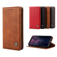 umi phone venda por atacado-Para umi london handmade pu capa de couro de luxo flip carteira bolsa bolsa estilo retro portátil phone case