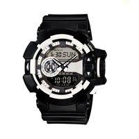 cajas de relojes originales para la venta al por mayor-2018 Nuevo Boy 400 Reloj LED Impermeable Escalada Digital Vibración Hombres Venta caliente Reloj Manual completo Caja original Función completa