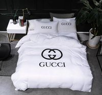 Wholesale queen bedding cotton sheets - Washing cotton 4 Pieces White Crystal velvet Luxury Bedding Set King Size Queen Bed Set Lace Duvet Cover Bed Sheet Pillowcase