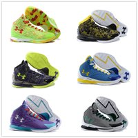 Wholesale Flat Candies - Under Armour UA Curry One Candy Reign Sport Women Basketball Shoes Final Curry On Foot Outdoor Athletic Cushion Sneakers 36-40