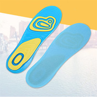 Wholesale Hair Elasticity - New Shuangjian insole high elasticity cushioning absorbent deodorant shock absorption thickening unisex basketball running casual insoles