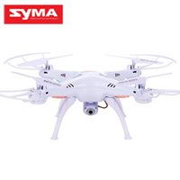 Wholesale fly brushes - Original Syma X5SC RC Quadcopter Helicopter Flying Camera Dron Professional Drones With Hd Camera VS X6SW X5SW MJX X600