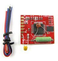 nueva xbox delgada al por mayor-Nuevo RGH Glitcher Red Board con 96MHZ Crystal Oscillator X360run V1.1 para XBOX 360 Slim Chip IC de alta calidad FAFST SHIP