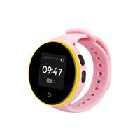 vieilles montres achat en gros de-S668A enfants Waterproof écran rond Android Wristwatch Podomètre SOS surveillance à distance pour enfants Old Man Smart Phone Regarder DHL gratuit