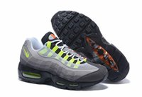 Wholesale Height C - Wholesale!Men Air Cushion 95 Running Shoes Authentic Sports Shoes For Men Top Sneakers size 40-45