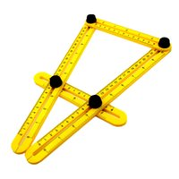 Wholesale old rulers - Template Multi-Angle Ruler Angle-izer Tool Angleizer Angle Template Tool Multi-Angle Ruler Flooring Template ToolEasy to measure