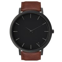 Wholesale dress watches for sale - Hot Fashion Luxury Brand Watches For Men and Women the fifth Dress Quartz Watch Leather Stainless Steel Strap Sport Watches
